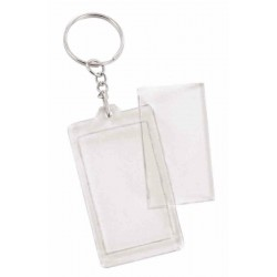 PORTE-CLEFS RECTANGLE - CTOP