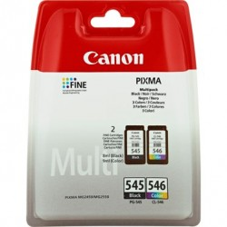 Multipack Canon 545/546