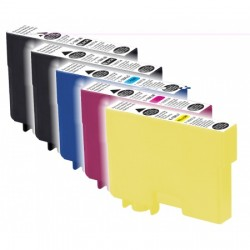PACK CARTOUCHES UPRINT E-18XL PACK