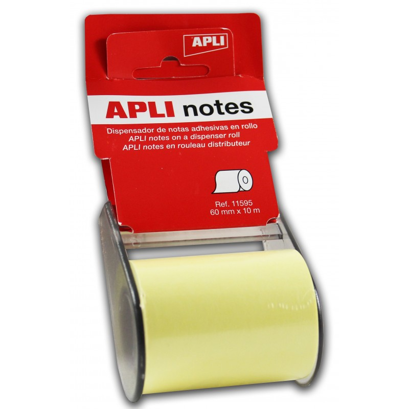 Notes en rouleau distributeur - Apli