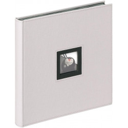 Album Photo Black And White - 30 X 30 Cm - Gris - Walther