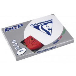 250 feuilles A3 - 120 g - Blanc - DCP Clairefontaine