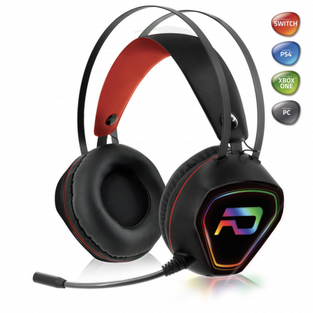 Casque Gaming - Rgb Rainbow - Advance