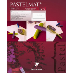 clairefontaine-pastelmat-n°3-12-feuilles