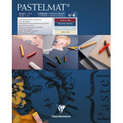clairefontaine-pastelmat-n°4-12-feuilles