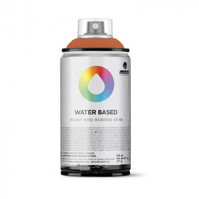 Bombe de peinture MTN water based - orange