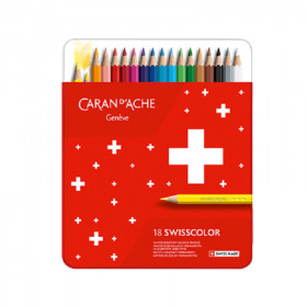 18-crayons-couleurs-permanents-caran-d'ache
