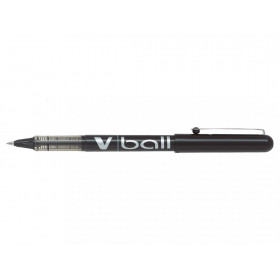Stylo roller V-Ball 05 pointe fine 0,5mm noir Pilot