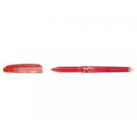Stylo FriXion Point pointe fine 0,5mm rouge Pilot