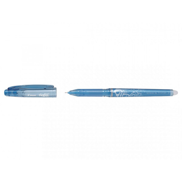 Stylo FriXion Point pointe fine 0,5mm turquoise Pilot pas cher