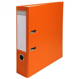 CLASSEUR A LEVIER D80 EXACOMPTA ORANGE