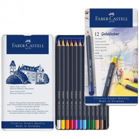 Coffrets-12-crayons-goldfaber-faber-castell