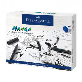 Manga-set-demarrage-pitt-arist-pen