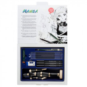 Manga-set-demarrage-pitt-arist-pen-pas-cher
