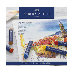 pastel-a-huile-24-faber-castell