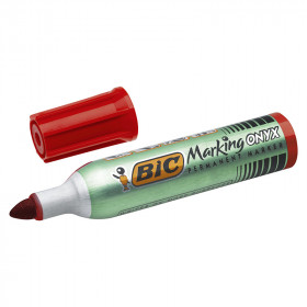 marqueur-permanent-marking-onyx-rouge-1482-bic
