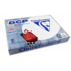 500 feuilles A3 - 90g - Blanc - DCP Clairefontaine