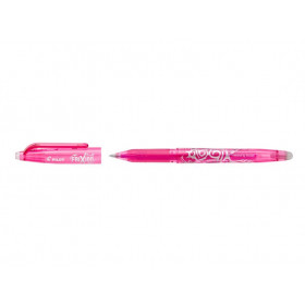 Stylo FriXion Ball pointe fine 0.5mm rose Pilot