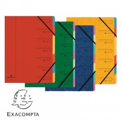 Trieur - 7 positions - Exacompta