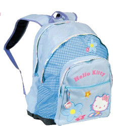 Sac à dos Hello Kitty - Bleu