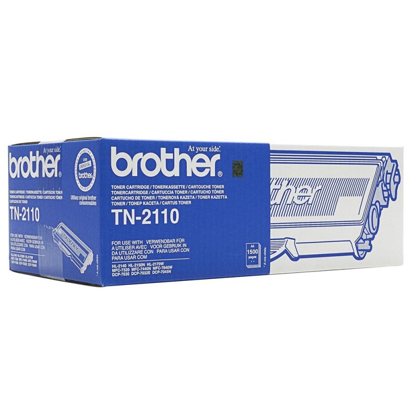 Toner Brother TN2110 (1500 pages)
