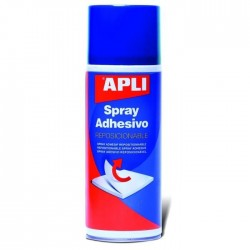 SPRAY ADHESIF REPO 400ML APLI