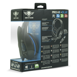 CASQUE PRO GAMING PRO-H5  BLUE