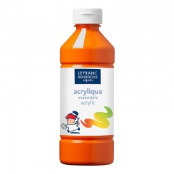 ACRYLIQUE 500ML ORANGE