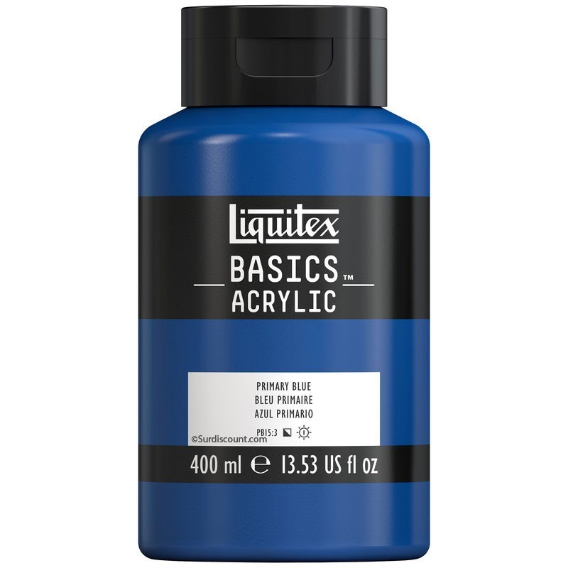 LIQUITEX ACRYLIQUE BASICS...