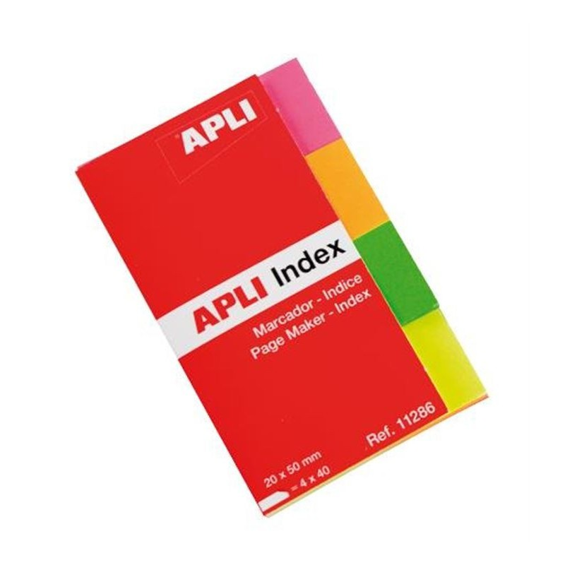 INDEX NOTES FLUO 20X50 APLI...