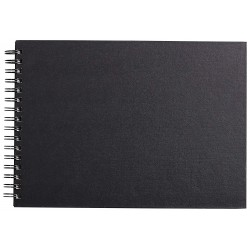 Carnet Goldline A4 Paysage 140G Spirales Clairefontaine pas cher