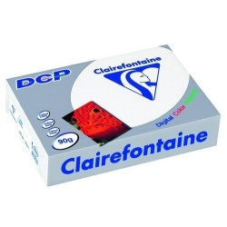 500 feuilles A4 - 90g - Blanc - DCP Clairefontaire