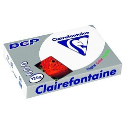 250 feuilles A4 - 120g - Blanc - DCP Clairefontaire